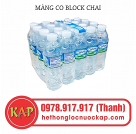 MÀNG CO BLOCK CHAI